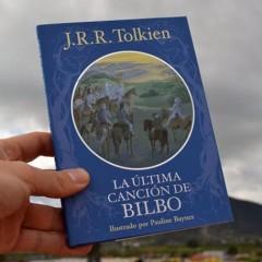 'La Última Canción de Bilbo', poema ilustrado para tolkiendilis entregados