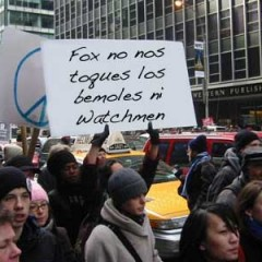 Petición online para que Fox deje en paz Watchmen