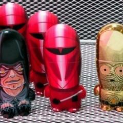 Nuevas memorias mimobot USB de Star Wars