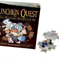 Munchkin Quest: Ahora el juego de tablero