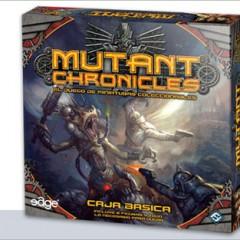 El wargame de Mutant Chronicles llega a las tiendas