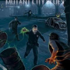 Mutant City Blues: Gumshoe y mutantes mezclan bien