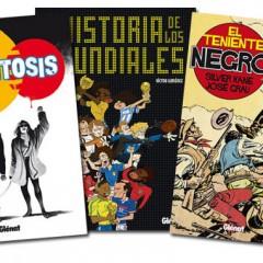 Glénat lanza títulos en digital ¿más caros que en papel?