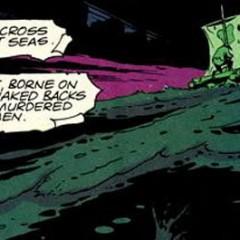 «El Navío Negro» acompañará a Watchmen, pero en DVD