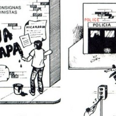 El cómic y la propaganda (I): Nicaragua Libre