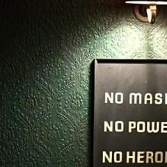 No Heroics, la nueva serie friki