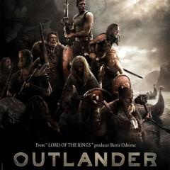 Trailer y póster de Outlander, vikingos y alienígenas juntos