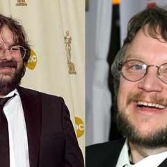 Pregunta sobre El Hobbit a Peter Jackson y Guillermo del Toro