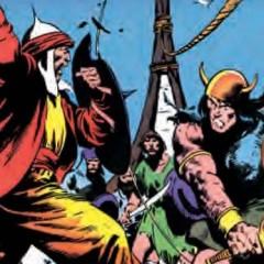 Conan rey vol.2, más sabe Conan por rey que por bárbaro