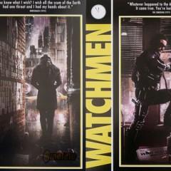 SDCCI 2008: 8 nuevos pósteres de Watchmen
