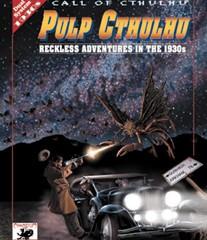 Chaosium anuncia Pulp Cthulhu, acción en los años 30
