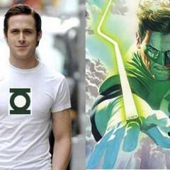 Un nuevo rumor, Ryan Gosling como Green Lantern