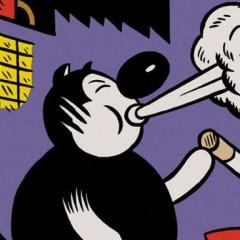 'Submundo', desvirtuando el cartoon