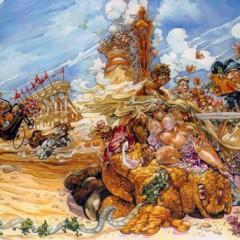 Especial Terry Pratchett: La Revolución Industrial y Moist von Lipwig