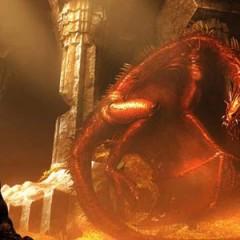 """Smaug será """"El DRAGÓN"""" para todas las películas del pasado y del futuro"""