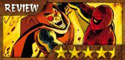 Spiderman de Stern y Romita review