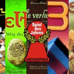 Nominados al Spiel des Jahres (Juego del Año) 2008