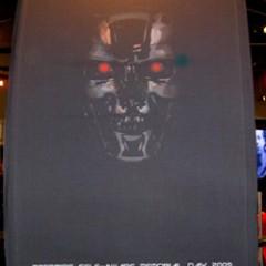 ¿Primer póster de Terminator 4?