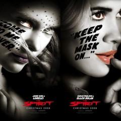 Dos nuevos pósteres de The Spirit con Jamie King y Sarah Paulson