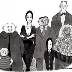 'La Familia Addams' tendrá una nueva adaptación animada