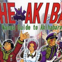 The Akiba: una guía manga de Akihabara