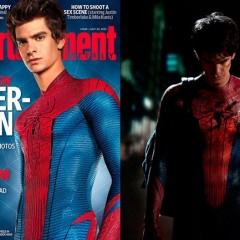 'The Amazing Spider-man', imágenes del nuevo hombre araña (con un 50% más de Crepúsculo)