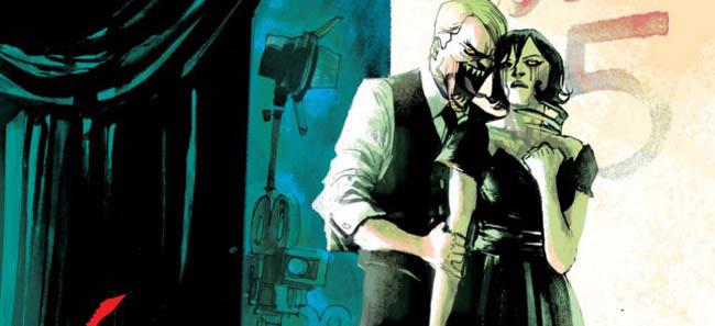 American vampire 5 portada