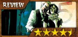 American vampire 5 review