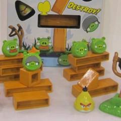 ¿'Angry Birds' como juego de mesa? Pues sí