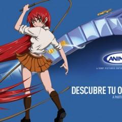 Animax arrancará en España el 12 de abril