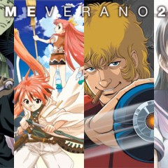 Nuevos animes para este verano en Japón