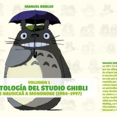 'Antología del Studio Ghibli' de Manu Robles en camino
