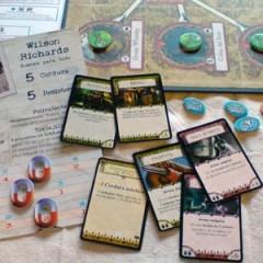 Arkham Horror, los Mitos de Cthulhu sobre la mesa