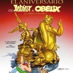 Hoy sale a la venta 'El aniversario de Astérix y Obélix: El libro de oro'