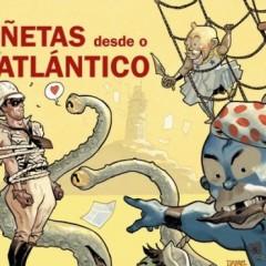 Hoy comienza Viñetas desde O Atlántico
