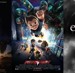 'Avatar', 'Eclipse' y 'Astroboy', carteles y fechas de estreno