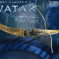 Réplicas coleccionables de las dagas de 'Avatar'
