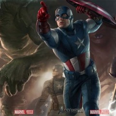 'The Avengers' ya tiene sus 7 pósters promocionales (que forman uno completo) [SDCCI 2011]