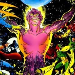 'Los Vengadores: La Saga de Korvac', epicidad suma