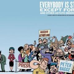 'Todo el mundo es idiota menos yo', lo nuevo de Peter Bagge