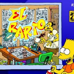 Sergio Aragonés dibujará cómics de 'Los Simpson'