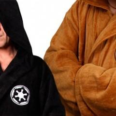 Albornoz Jedi de 'Star Wars' (y su versión Sith)