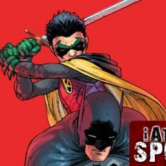 'Batman contra Robin', un paso más en la magistral «etapa Morrison»