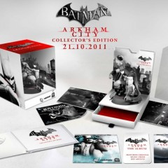 'Batman: Arkham City', el Pingüino y Solomon Grundy se unen al reparto [SDCCI 2011]