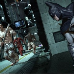 'Batman Arkham Asylum', soy Batman