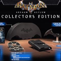 'Batman: Arkham Asylum' cuenta con una impresionante edición de coleccionista