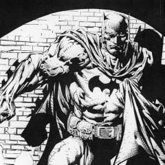 David Finch prepara una nueva serie del murciélago: 'Batman: The Dark Knight'