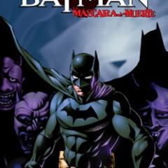 Batman: La Máscara de la Muerte, el murciélago fuera de su salsa