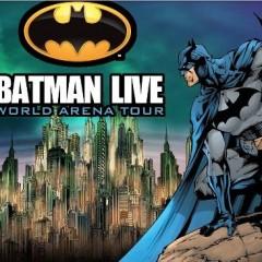 Batman se va de gira mundial