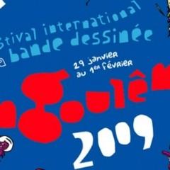 Angoulême 2009: Arranca el gran festival del tebeo europeo.